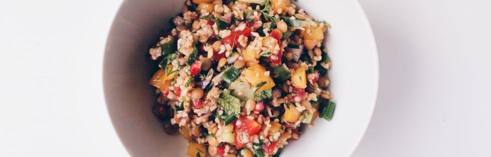 Bulgur Salatası: Bizde Kısır, Araplarda Tabouleh