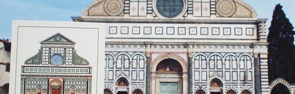 Floransa, Bolonya ve Venedik'teki Kitapçı ve Kırtasiyeler