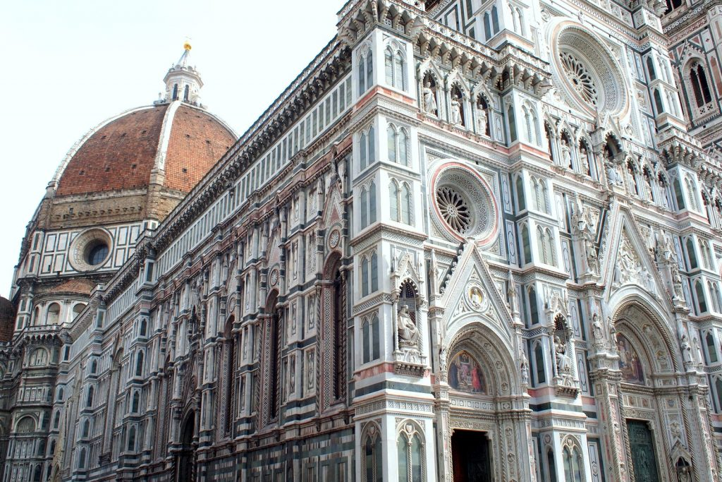 İtalyan mozaik - Floransa taş resim